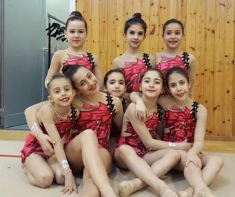 Campionato Regionale UISP: risultati importanti per le ginnaste dell'Estense Putinati