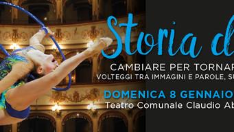 """""""Storia di Blu"""" in scena al Teatro Comunale di Ferrara"""