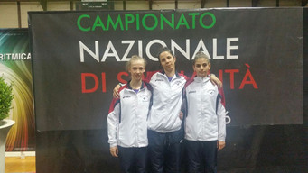 Nazionali di Specialità: brillante prestazione delle ginnaste dell'Estense Putinati