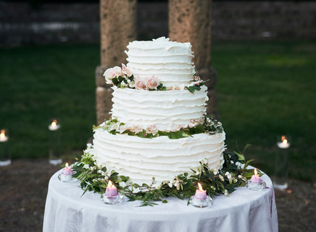 11 Beautiful Wedding Cake Inspirations For Your Wedding