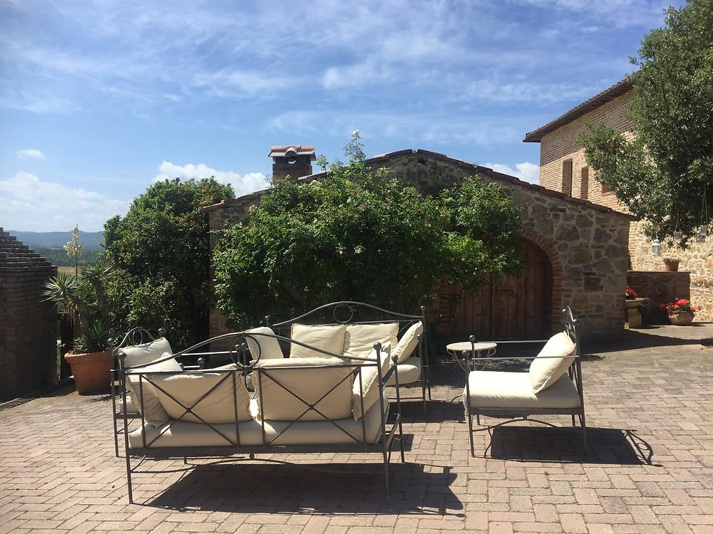 Wedding Venue In Tuscany - Our Italian Fairytale