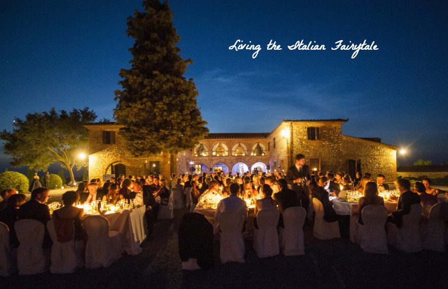 Beautiful Wedding In Tuscany - Our Italian Fairytale