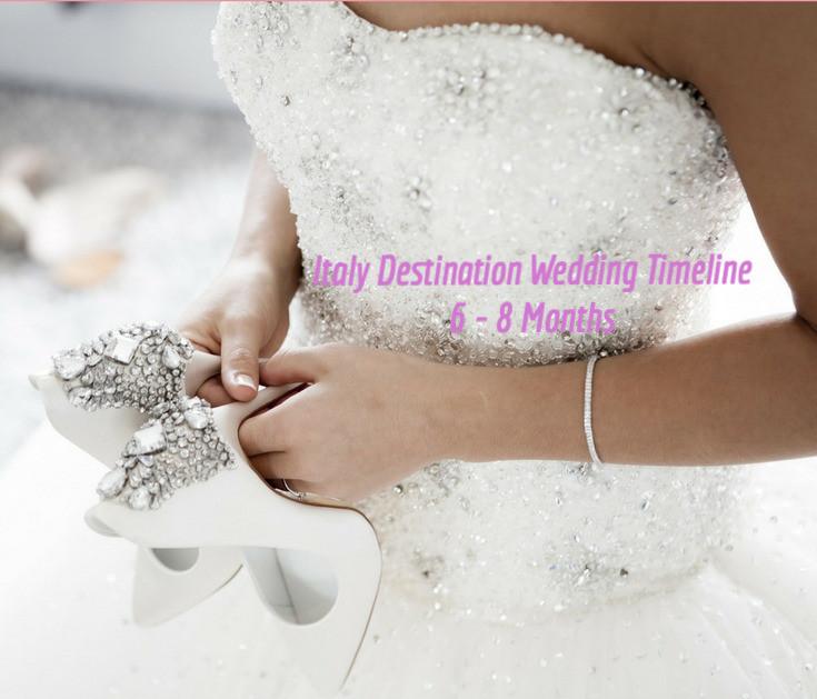 Italy Destination Wedding Timeline | Our Italian Fairytale | Silvia La Perla