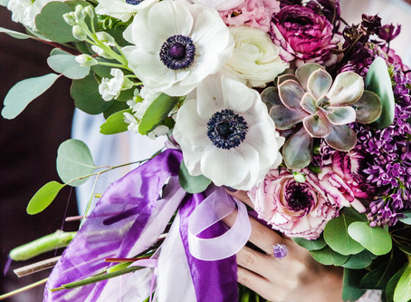 The Bouquet That Reflects Your Personality For Your Unique Fall Destination Wedding In Italy