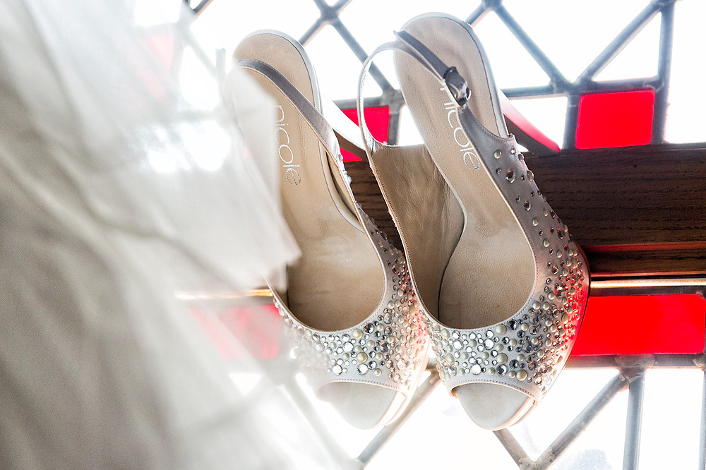 Marvelos High Heel Wedding Shoes