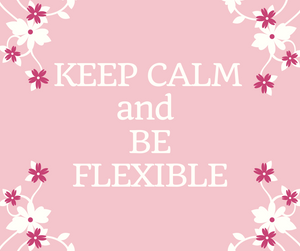 Keep calm and be flexible to rechedule your wedding due to COVID-19