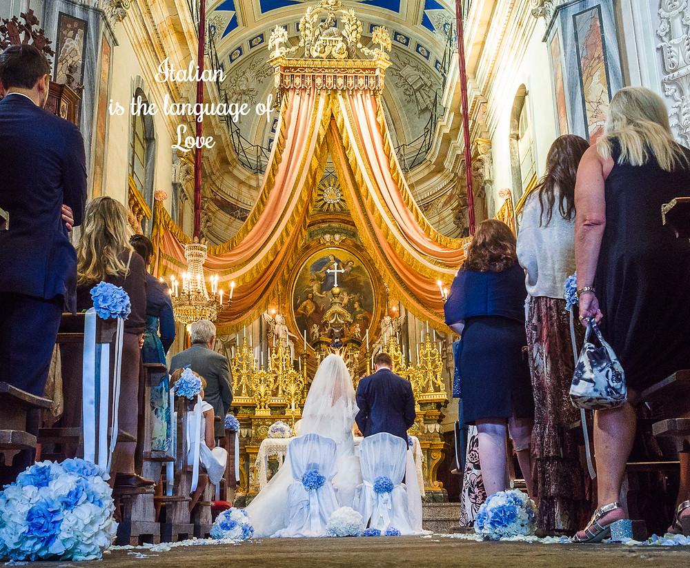 Italian Religious Ceremony