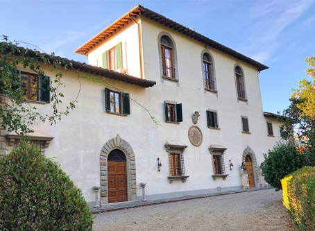 A Wonderful Villa For Your Wedding Near Florence