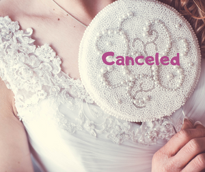 Canceled Weddings For Coronavirus In Italy