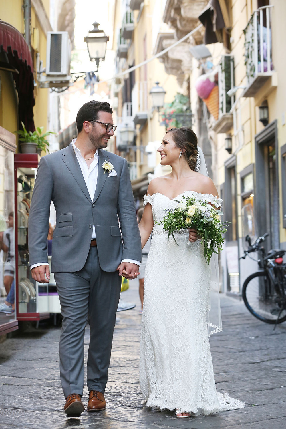 Sorrento Wedding Our Italian Fairytale | Best Amalfi Coast Destination Wedding Planner
