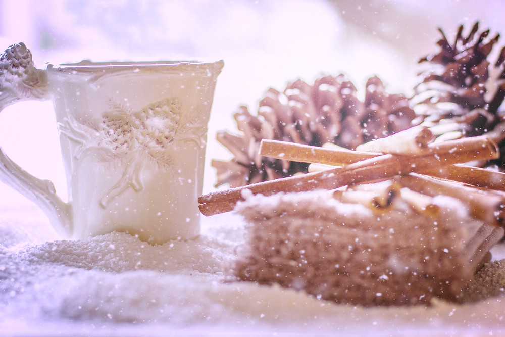 Winter Wedding Chocolate Table - Our Italian Fairytale