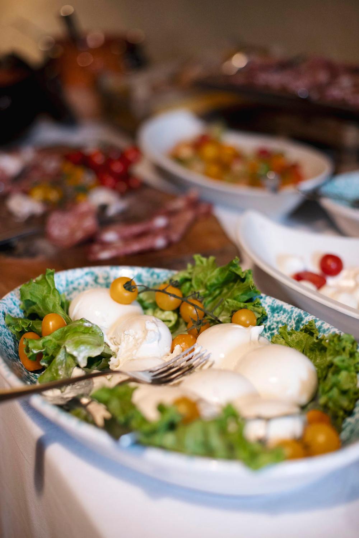 Italian Style Cocktail Hour | Our Italian Fairytale