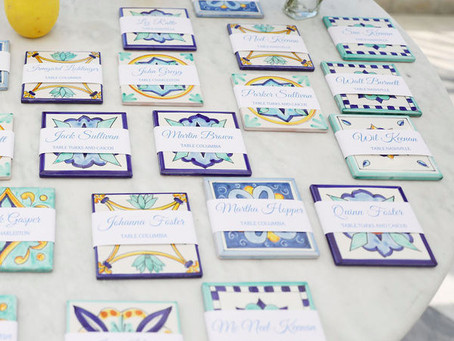 What Is The Difference Between Escort Cards And Place Cards