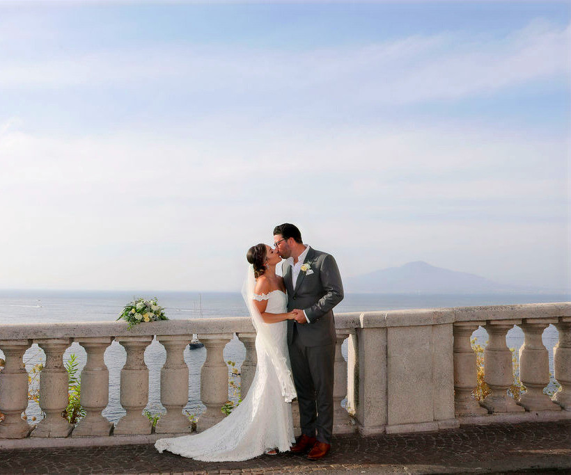 Our Italian Fairytale | Best Amalfi Coast Destination Wedding Planner