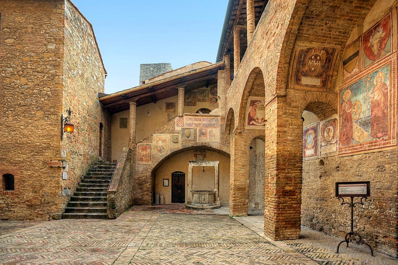 San Gimignano Civil Ceremony Venue