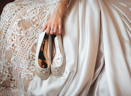 Choose Your Wedding Shoes Wisely, And Avoid Legs And Feet Pain