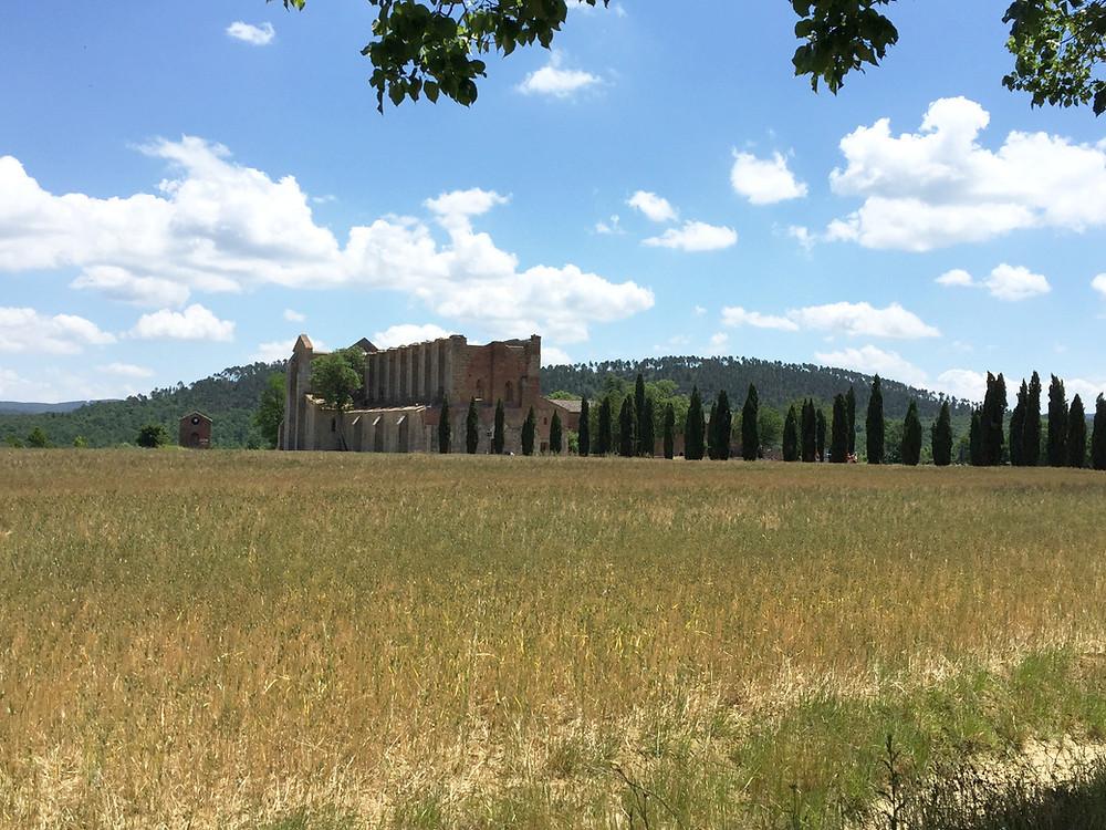 Get Married In Tuscany - San Galgano Abbey Wedding - Our Italian Fairytale