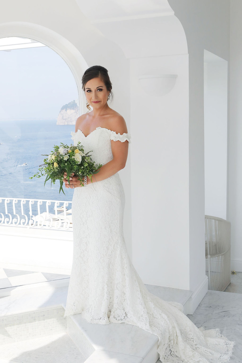 Bride | Our Italian Fairytale | Best Amalfi Coast Destination Wedding Planner