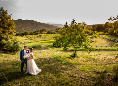 A Magical Wedding Under The Tuscan Sun