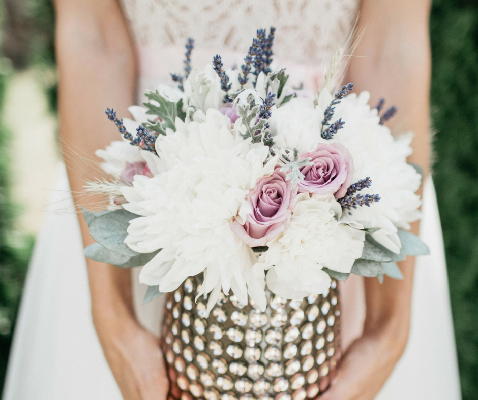 Wedding Flower Decoration | Our Italian Fairytale | Silvia La Perla