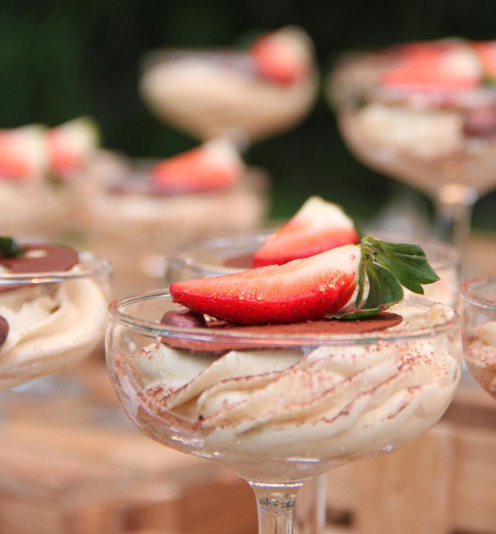 Italian Wedding dessert table ideas | Silvia La Perla
