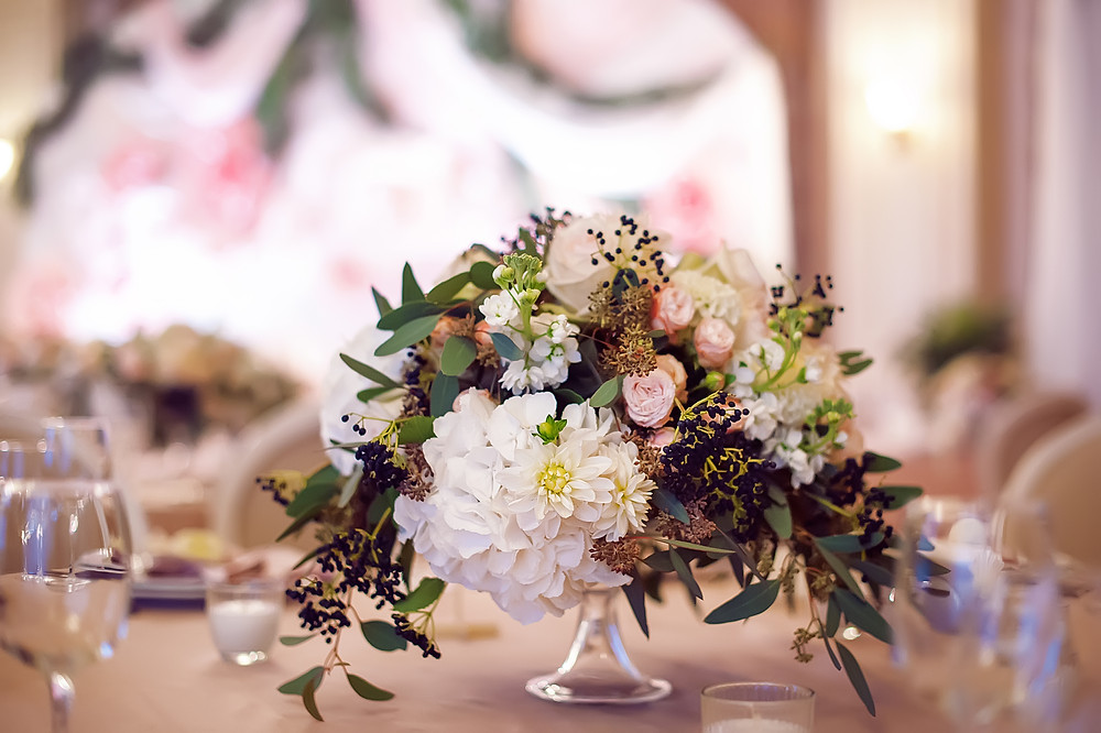 Italian Wedding Centerpiece | Our Italian Fairytale | Get Married In Italy