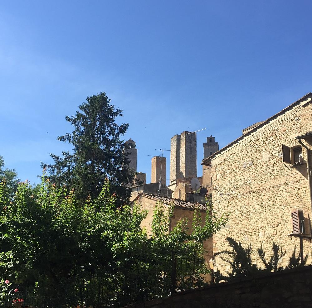 San Gimignano Towers - Our Italian Fairytale