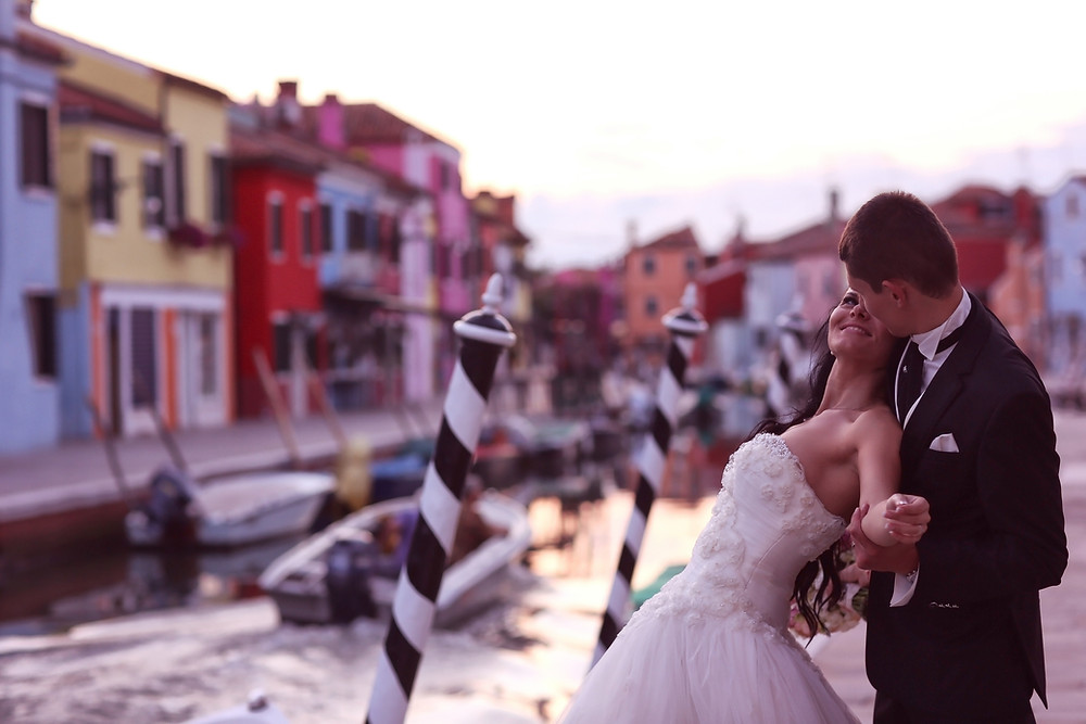 Italian Wedding in Murano | Get married in Italy | Silvia La Perla | Our Italian Fairytale