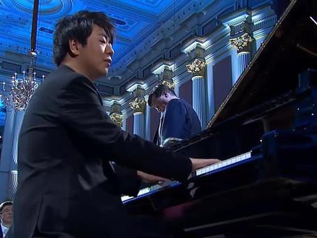 Lang Lang: Liszt - La Campanella 2012