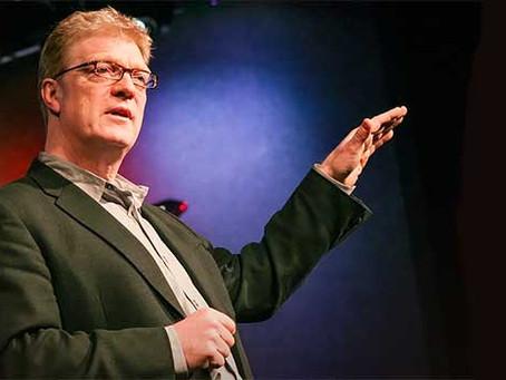 TED: Ken Robinson o našem hloupém vzdělávání