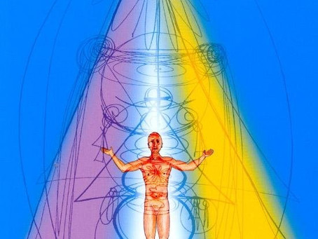 Člověk jako víceúrovňová bytost: význam čaker a jejich funkce (+meditační okruhy pro každou čakru)