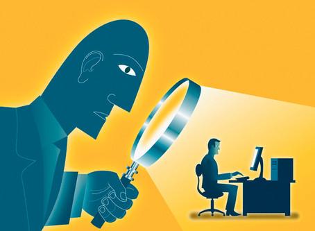 Špion nikdy nespí aneb pár informací o soukromí