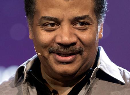 """dr. Neil DeGrasse Tyson: """"vesmír uvnitř nás"""""""