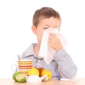 Očkované děti onemocní až 5x častěji než děti neočkované