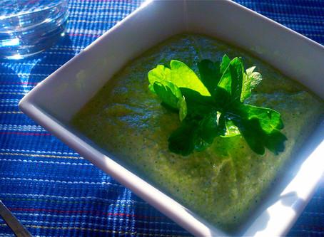 Recept: Brokolicový krém