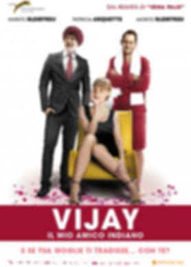 Vijay and I affiche