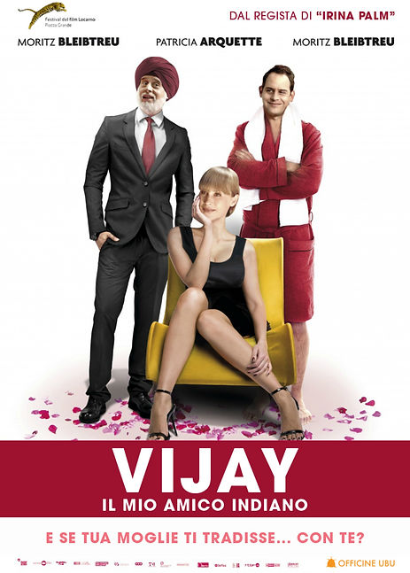 Vijay and I affiche