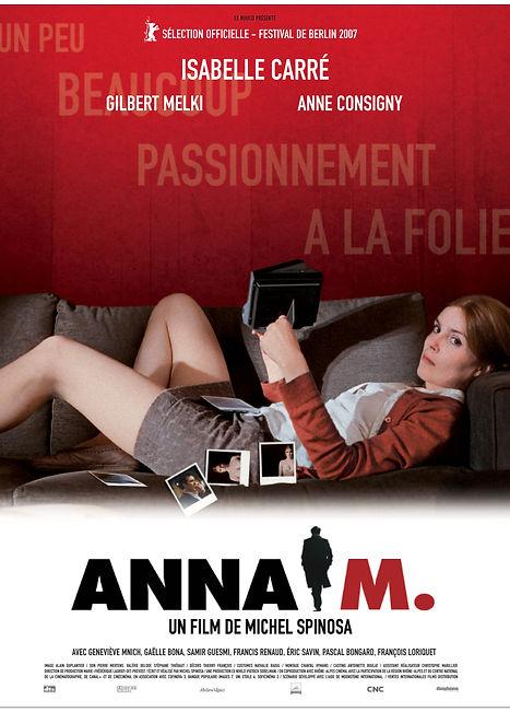"""""""Anna M"""" affiche"""