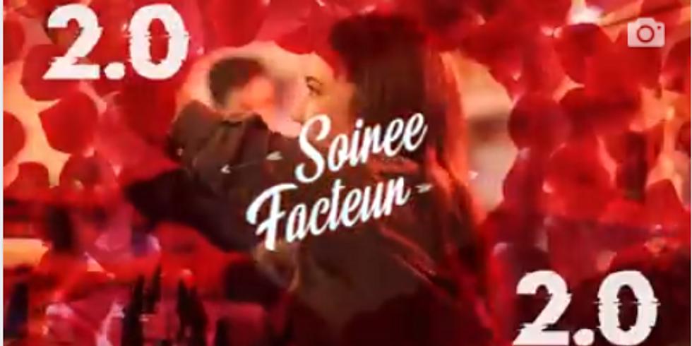 Soirée Facteur Closing ☞ Students Party ♡