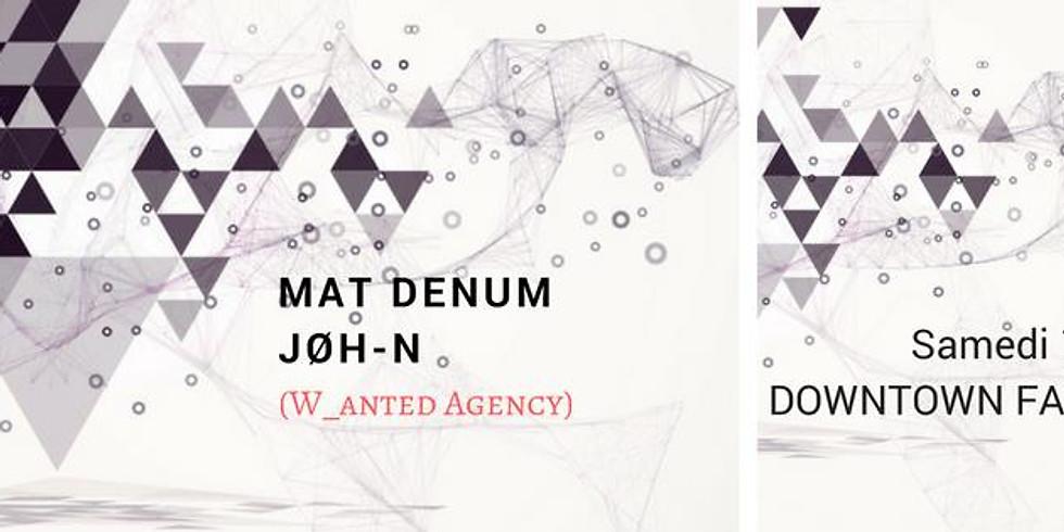 Mat Denum + JØh-N (ALL NIGHT LONG)