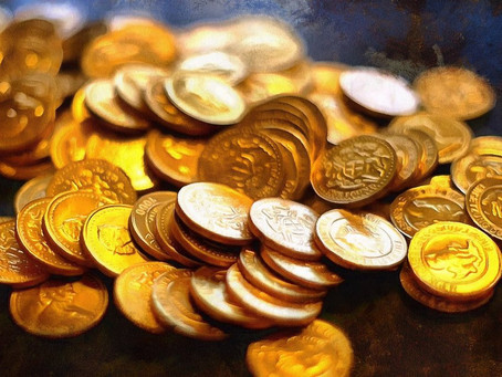 Cultural poverty: how to mint your own coins