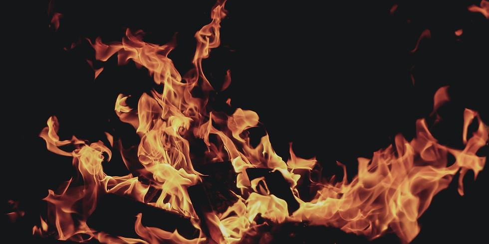 Sacred Fire Meditation Series