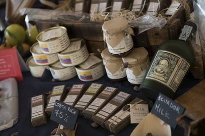 Isidoro Stellino Chocolate Maker