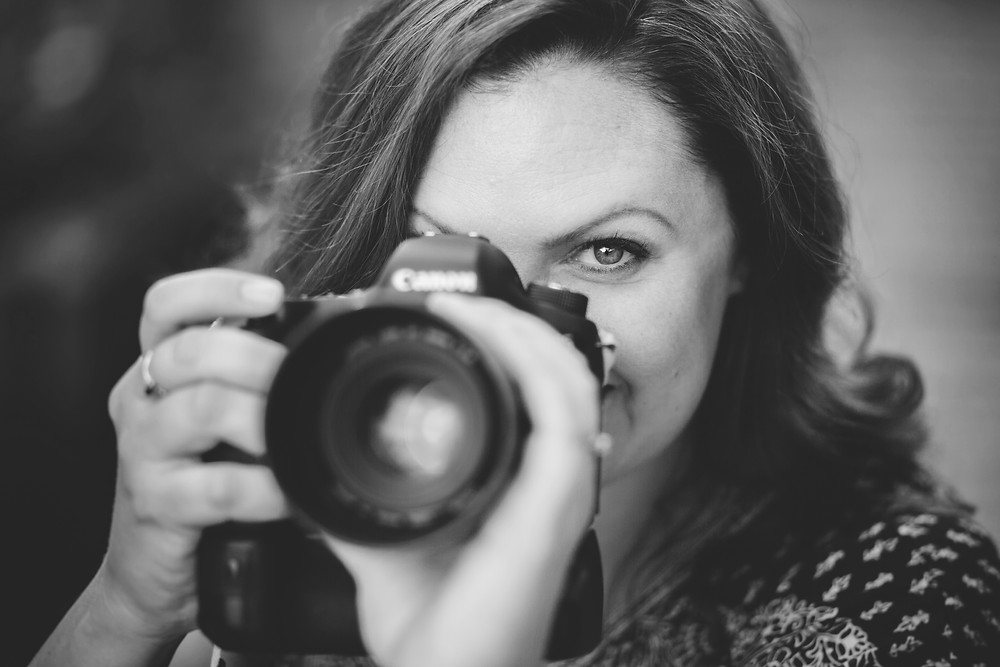 Kate Ragsdale, Owner & Photographer of Rags Photography