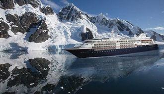 Silversea Antarctica Cruise