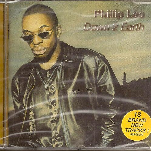 Down 2 Earth CD (original)