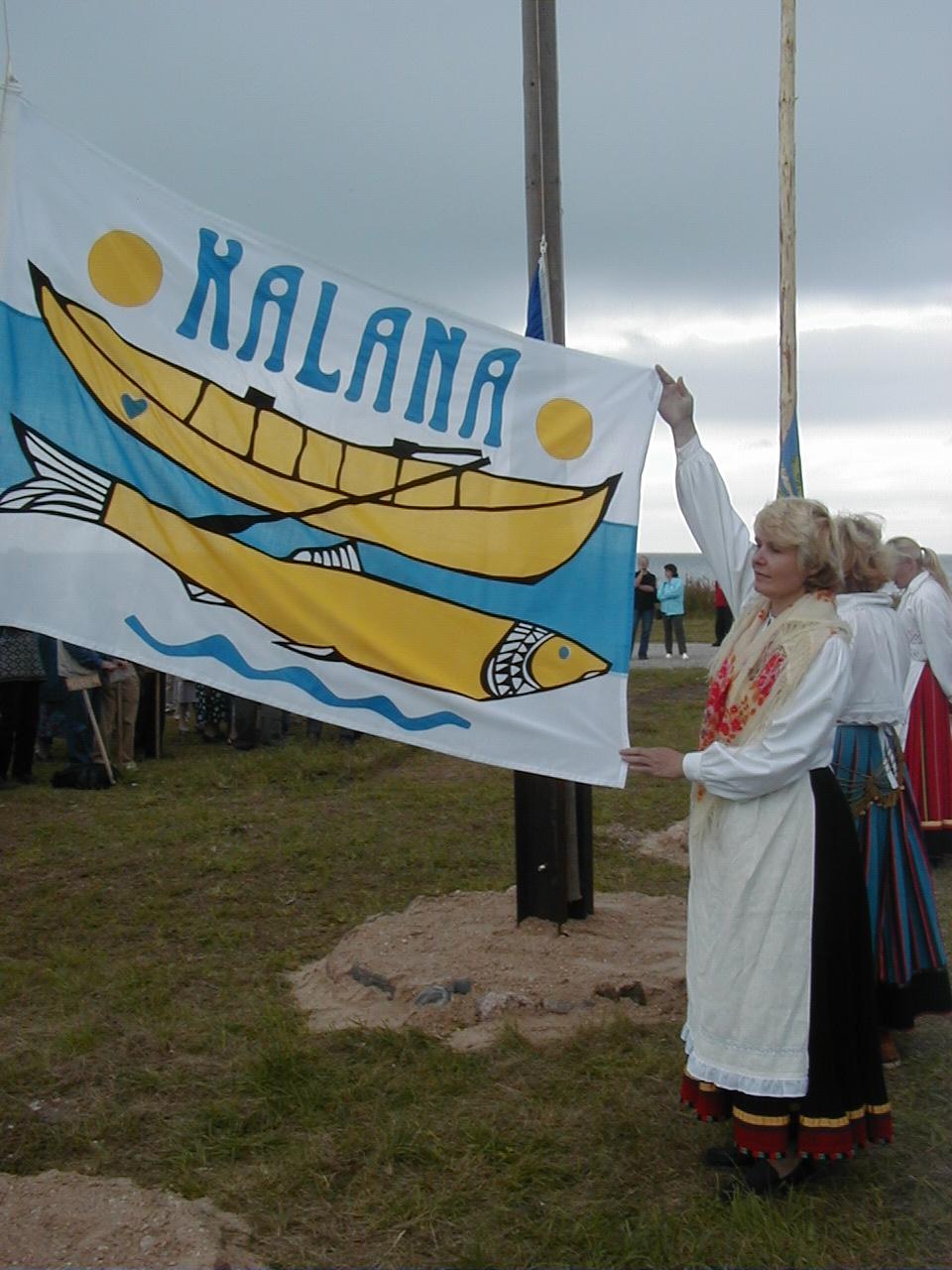 Kalana_küla_lipp.JPG