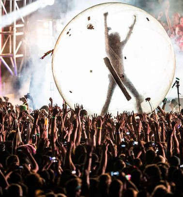The Flaming Lips at White Oak Music Hall