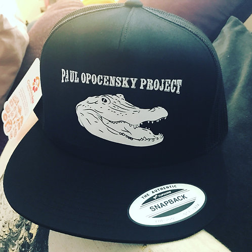 """Paul Opocensky Project """"Gator"""" Trucker Hat"""