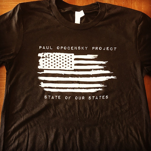 Paul Opocensky Project - State of Our States Tee (Crew)
